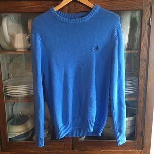 Blue Chaps Sweater